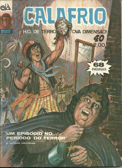 Revista Calafrio #40