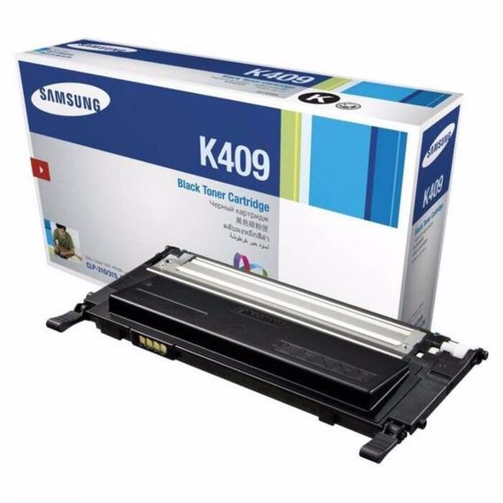 Toner Compatível Clt-k409s Preto Clp-315/ Clx-3170 Novo