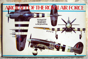 Aircraft Of The Royal Airforce
