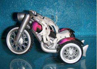 Bratz Motorbike Barbie Mask Star-wars Marvel Dc Gi-joe Tmnt