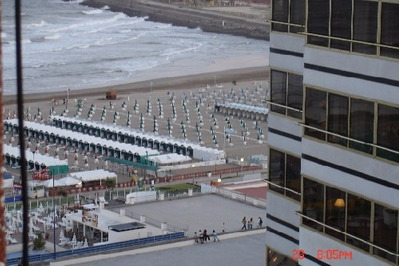 Mar Del Plata.playa Grande ,departamento Alquiler Temporal.