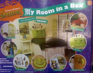 Shrek Super Set De Racamara Todo Lo Basico Para Tu Hijo