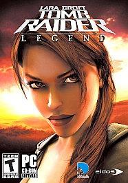 Tomb Raider Legend Pc Windows 2000/ Xp/ 8.1/ 10