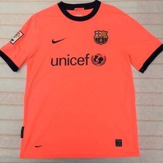 355020-870 Camisa Nike Barcelona Away 09/10 M Fn1608