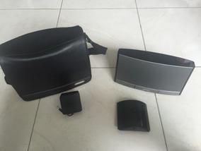 Bose Sounddock + Bolsa + Bateria (edição Limitada!)