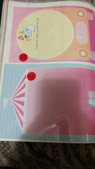 Papel De Carta Antigo Pacote !!! (25 Diferentes) 012