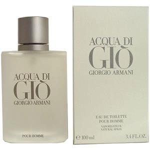 Perfume Acqua Di Gio Giorgio Armani 100ml Original Sellado