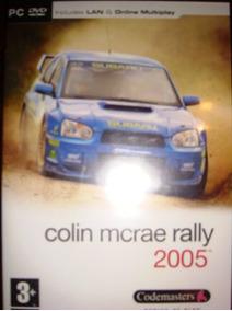 Colin Macrae Rally 2005