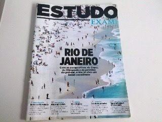 Revista Exame Estudo. Rio De Janeiro.