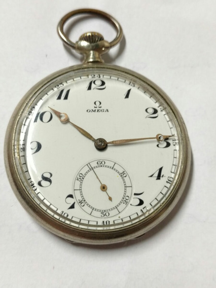 Relógio De Bolso Omega
