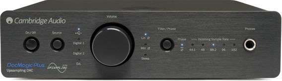 Cambridge Audio Dac Magic Plus Conversor Digital Analogico