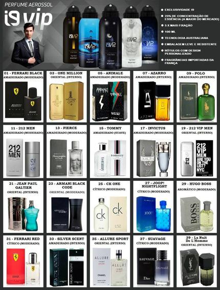 Perfumes Importados:tommy,212 Vip(fragrâncias Diversas)