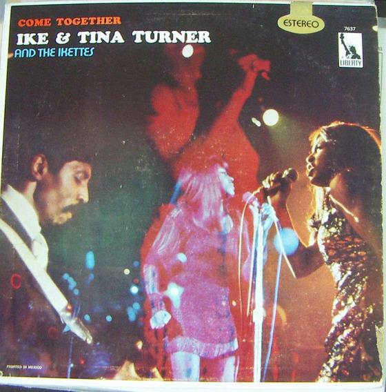 Rock Inter, Ike & Tina Turner, Lp 12´, ( No Es Justo )