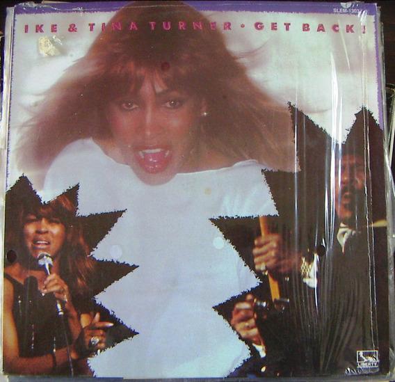 Rock Inter, Ike & Tina Turner, Lp 12´, (orgullosa Maria)