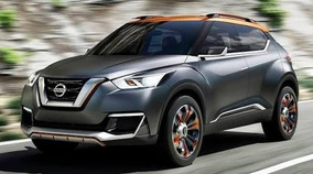 Nissan Kicks 1.6 Sv Flex Okm R$ 76.499,99