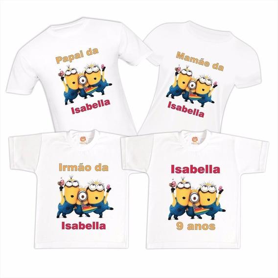 Camisas Personalizadas , Para Eventos E Aniversários
