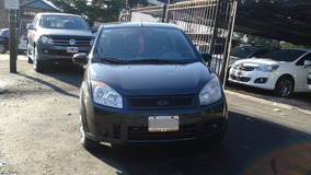 Ford Fiesta 1.6 Ambiente Modelo 2009 Color Gris Oscuro