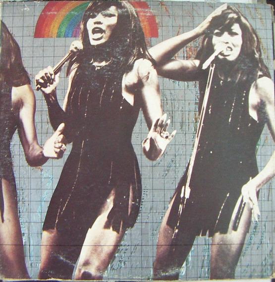 Rock Inter, Ike & Tina Turner, Lp 12´, (introduction)u.s.a