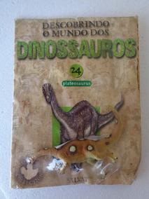 Dinossauro Descobrindo O Mundo Dinossauros 24 Plateosaurus