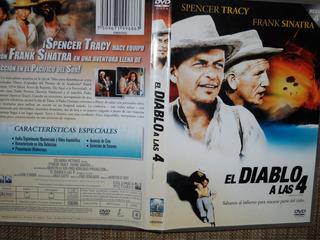 El Diablo A Las Cuatro- Frank Sinatra- Spencer Tracy