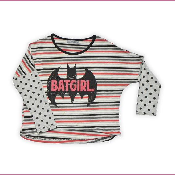 Remera Nena Batgirl