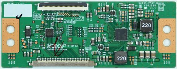 Placa T Con 6870c-0442b Tc-32a400b Lc-32ld145k 32/37 Row2.1