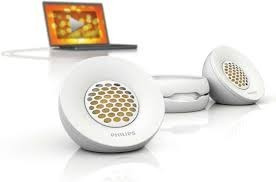 Alto-falantes Usb Para Notebook Philips Spa3251/10