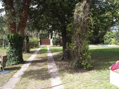 Excelente Casa Quinta Venta . Parque Y Arboleda Preciosa