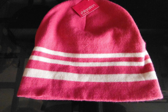 Gorrito Gorro Xhilaration Skully Hat Pink Rosa
