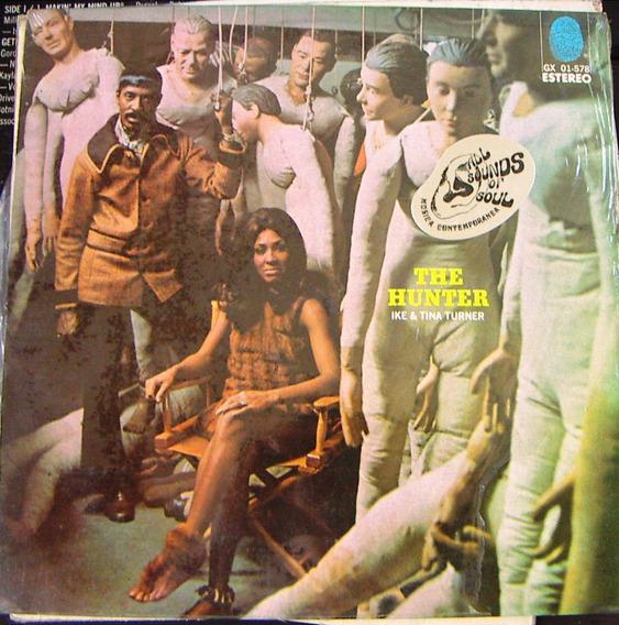 Rock Inter, Ike & Tina Turner, Lp 12´,( El Cazador)