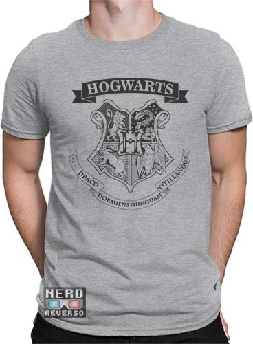 Camisetas Harry Potter Hogwarts Gryffindor Slytherin Houses
