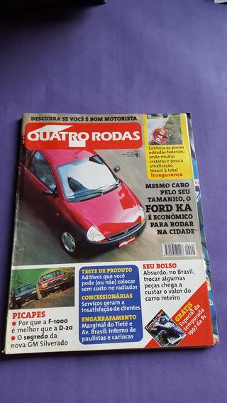 Revista 4 Rodas Ano 37 Numero 440