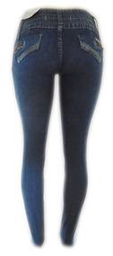511dc35f0 Calça Jeans Feminina Biotipo Levanta Bumbum - Calças Feminino no ...