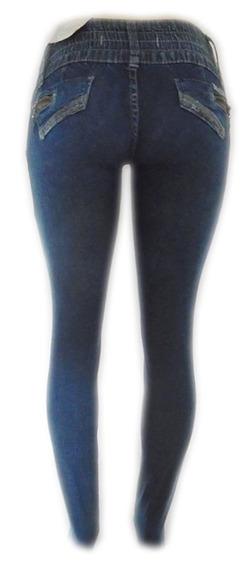 Calça Jeans Feminino Biotipo Levanta Bumbum Tam 38 Ref 1537