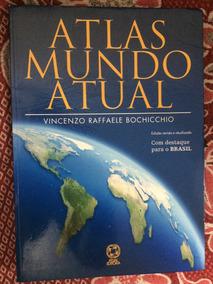 Atlas Mundo Atual - 2ª Ed Vincen Raffaele Bochicchio