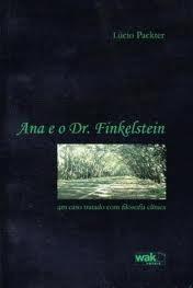 Livro Ana E O Dr. Finkelstein - Perfeito Estado