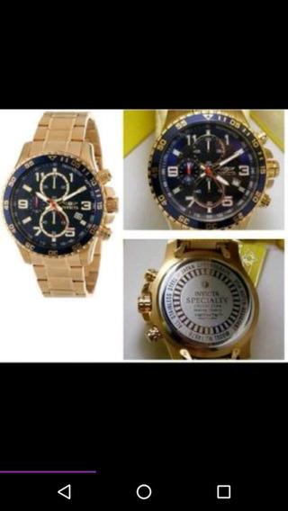 Relógio Invicta 14878 Original Com Caixa E Certificado