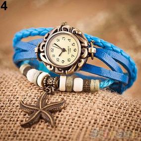 Relógio Menina Azul Claro