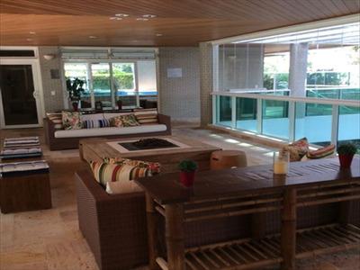 Ref.: 502 - Apartamento Em Bertioga, No Bairro Riviera De São Lourenço - 4 Dormitórios