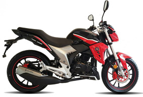 Gilera Moto Vc 200 17hp Naked Promo Efectivo Hasta 11/8