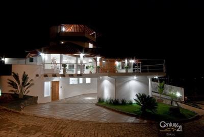Casa Residencial À Venda, Condomínio Residencial Altos Da Praia Vermelha - Ubatuba/sp - Li1865