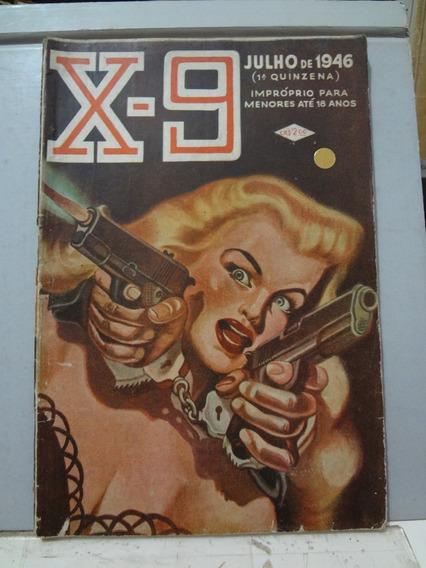 Revista X - 9 Julho De 1946 Porto Do Perigo