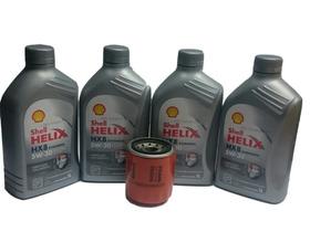 Kit Troca Oleo+filtro Oleo Hyundai Tucson 2.0 16v Flex 2013/