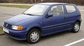 Manual De Despiece Volkswagen Polo (1994-2003) Español