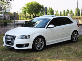 Audi S3 2.0 Tfsi S-tronic Quattro 2012