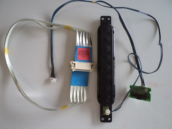 Teclado Sensor E Flat Tv Lg 50ln5400