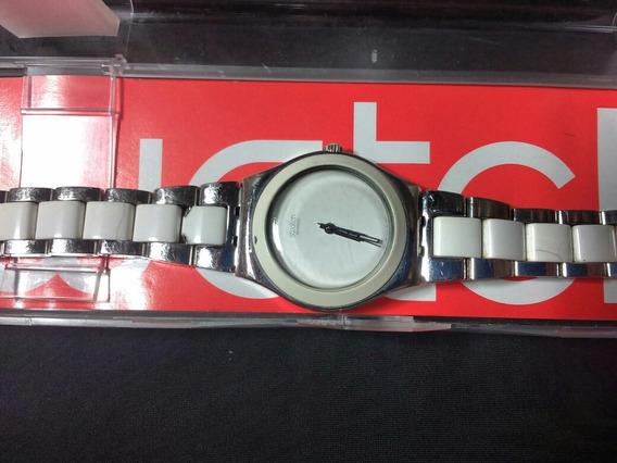 Relógio Swatch Irony Na Caixa Original.