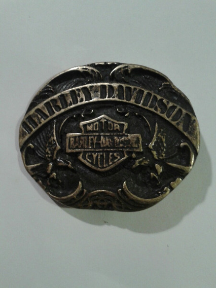 Fivela Harley Davidson