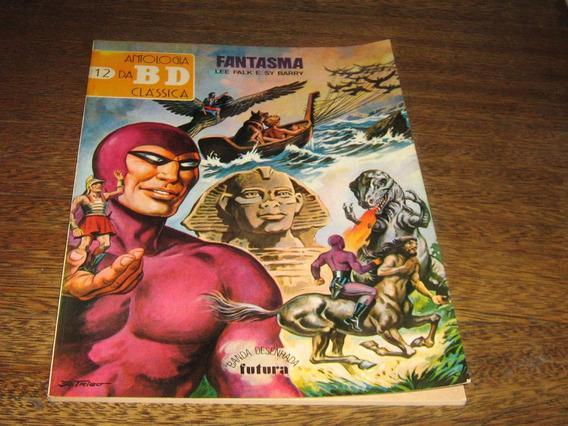 Fantasma Bd Classica Nº 12 Formato Album Ed Futura Lee Falk