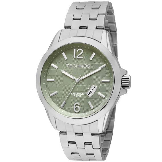 Relógio Technos Classic Executive Masculino 2115krp/3v